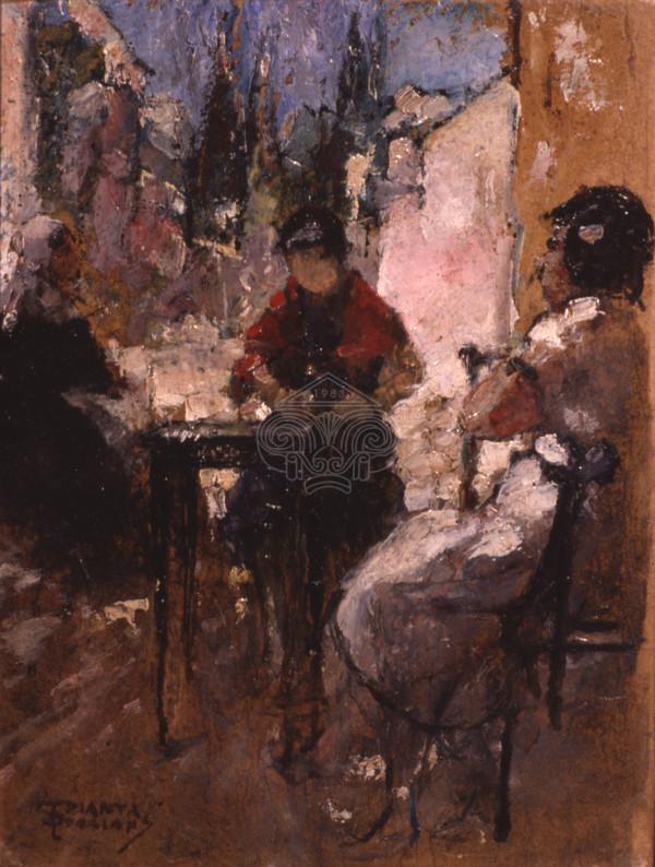 Γυναίκες στην αυλή